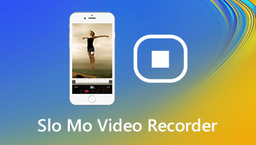 Slo Mo Video Recorder