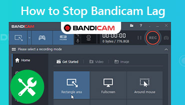 How to Stop Bandicam Lag