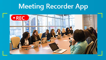 Aplicación Meeting Recorder