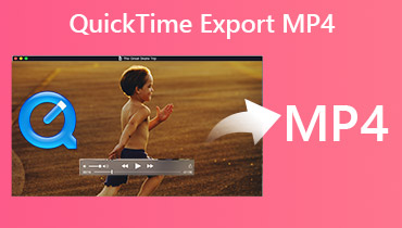 Exportación QuickTime MP4