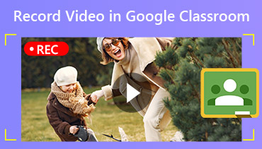 Record Video in Google Classroom