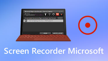 Microsoft Screen Recorder