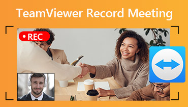 TeamViewer record meeting