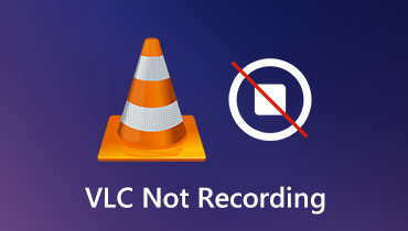 VLC Not Recording