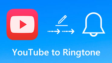 Lag YouTube til ringetone
