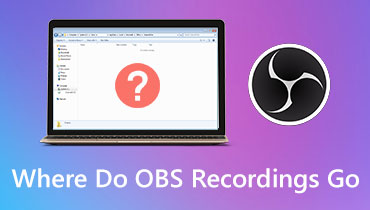 Where Do OBS Recordings Go