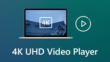 Reproductor de video 4K UHD