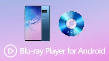 Blu-ray-spillere for Android