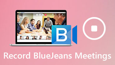 Record BlueJeans Meetings