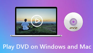 Putar DVD di Windows dan Mac