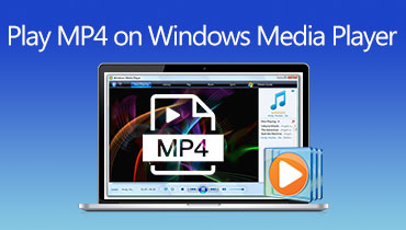 Spill MP4-filer med Windows Media Player