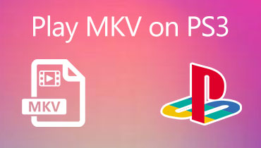 Play MKV Files on PS3