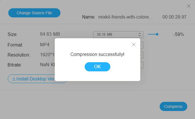 memampatkan fail wmv dalam talian