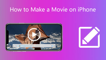 how to make a movie on iphone s